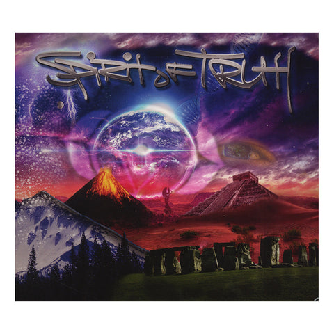 Spirit Of Truth - 'God Body: A Rare Breed' [CD [2CD]]
