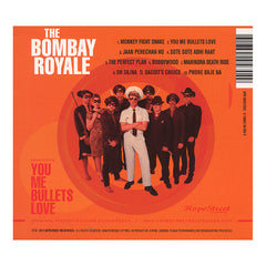 <!--120120515043925-->The Bombay Royale - 'You Me Bullets Love' [CD]