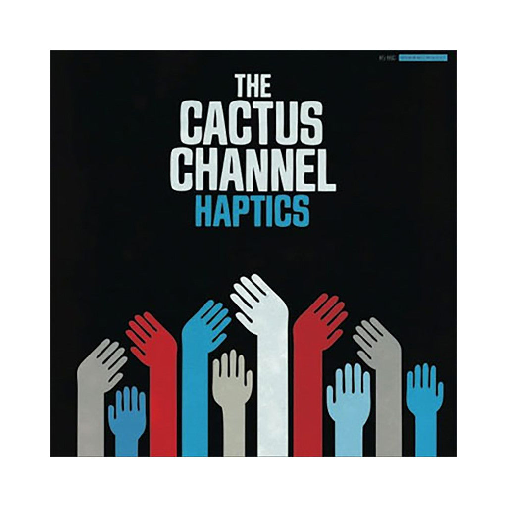 <!--120120814047241-->The Cactus Channel - 'Haptics' [CD]
