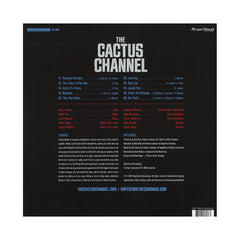 <!--020120814047240-->The Cactus Channel - 'Haptics' [(Black) Vinyl LP]