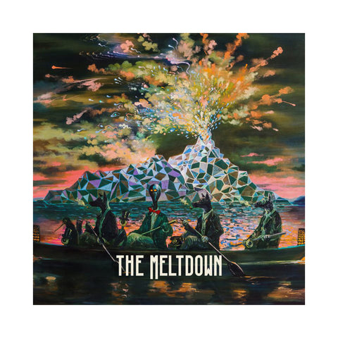 The Meltdown - 'The Meltdown' [CD]