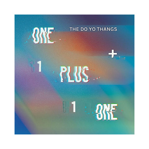 "The Do Yo Thangs - 'One Plus One/ Indecisive' [(Black) 7"""" Vinyl Single]"