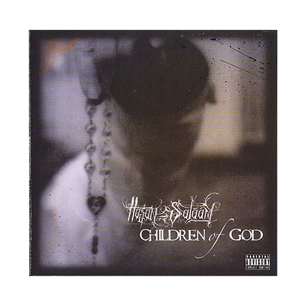 <!--120081014015124-->Hasan Salaam - 'Children Of God' [CD]