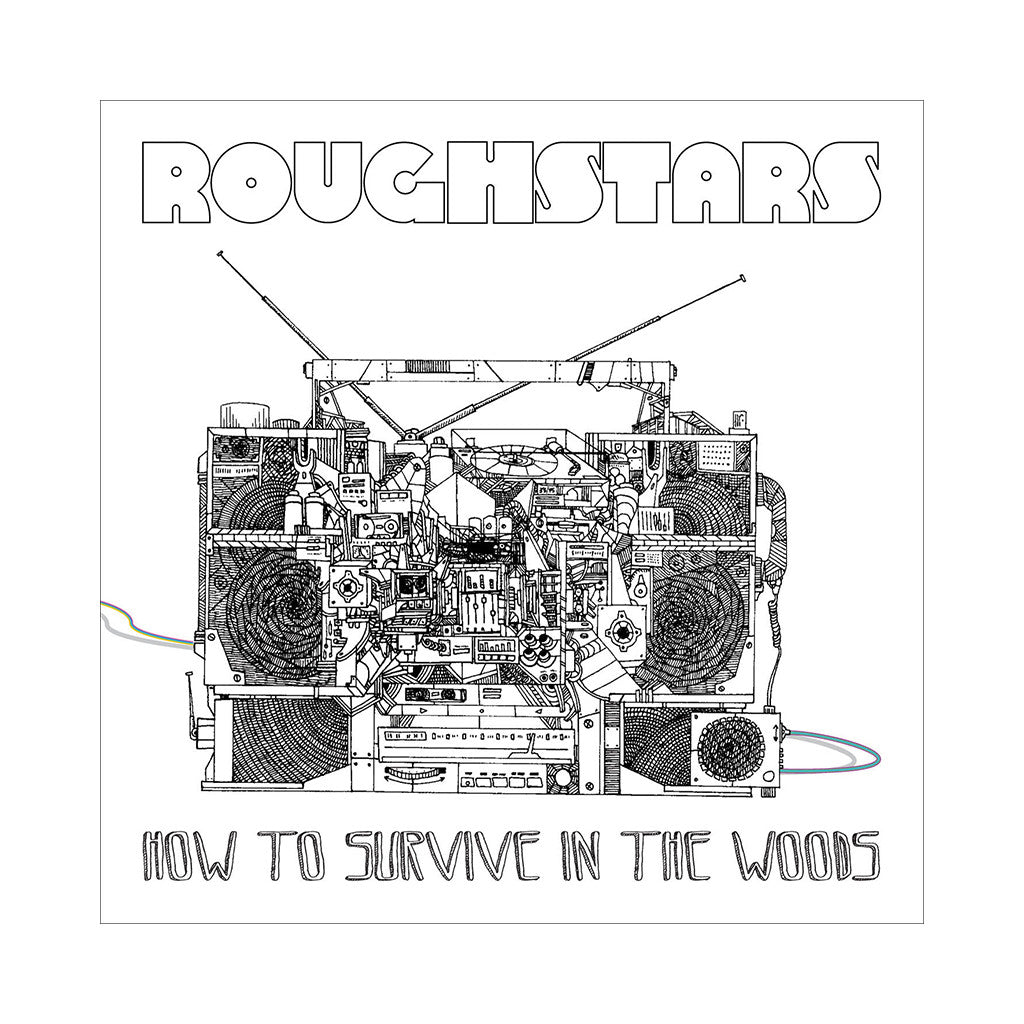 <!--020081209015447-->Roughstars - 'How To Survive In The Woods' [CD]