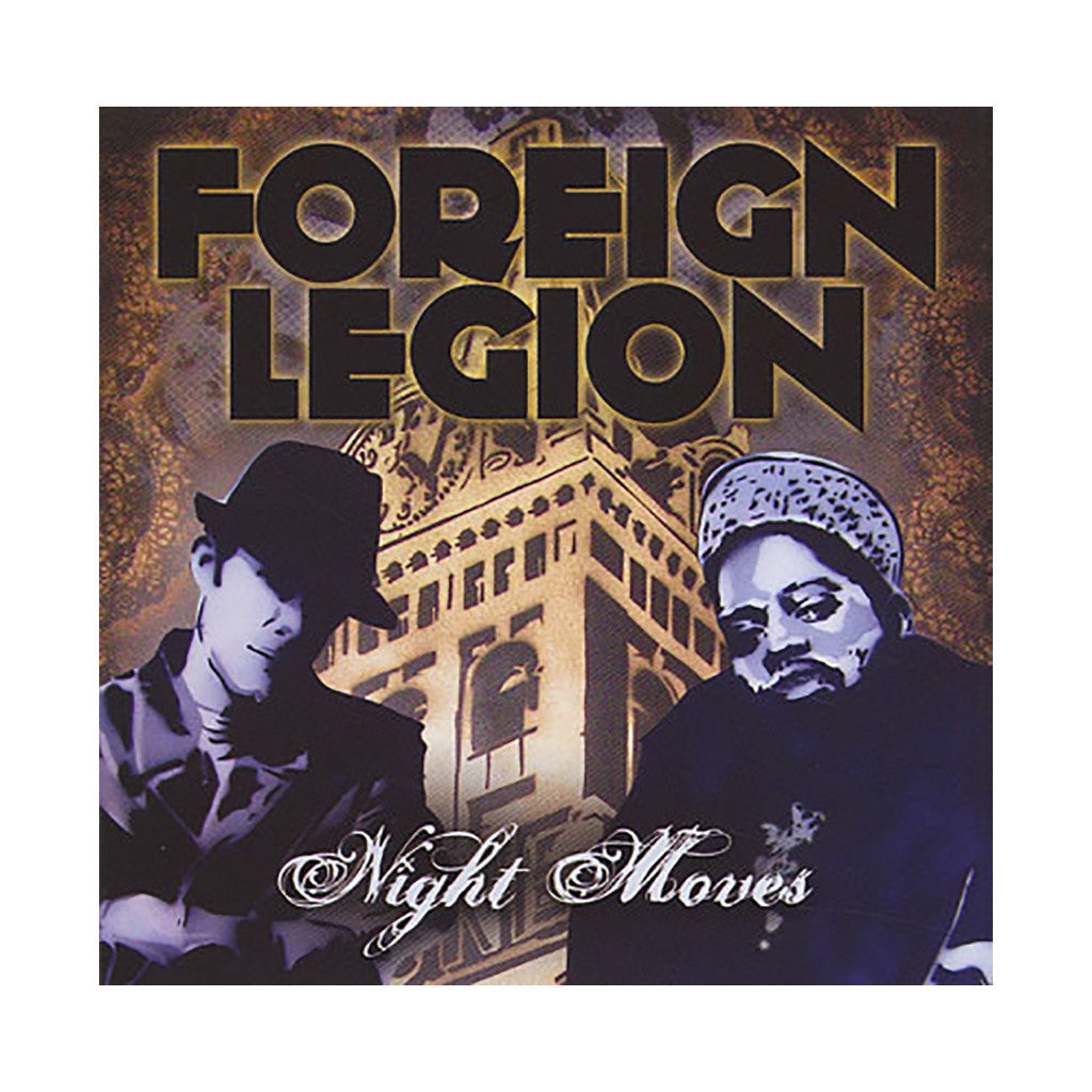 <!--120110412028520-->Foreign Legion - 'Night Moves' [CD]