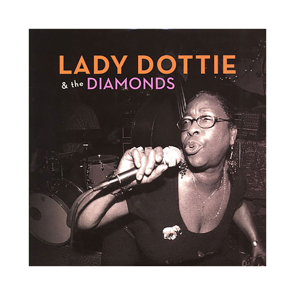 Lady Dottie & The Diamonds - 'Lady Dottie & The Diamonds' [(Black) Vinyl LP]