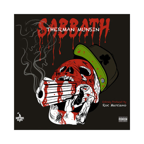 Therman Munsin - 'Sabbath' [CD]
