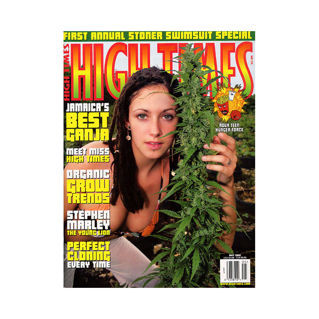 <!--020070327003147-->High Times - 'Issue 376, May 2007' [Magazine]
