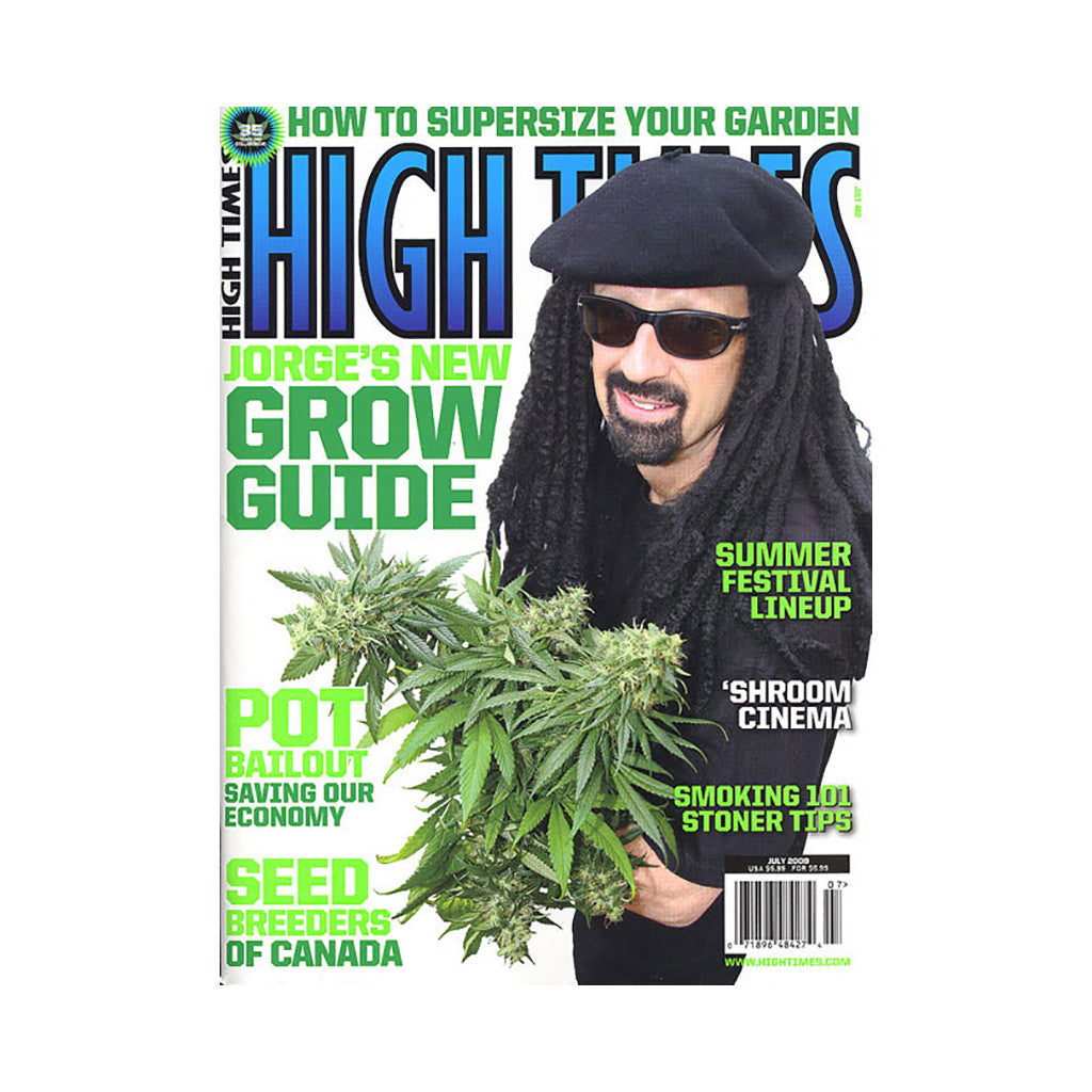 <!--020090526017140-->High Times - 'Issue 402, July 2009' [Magazine]