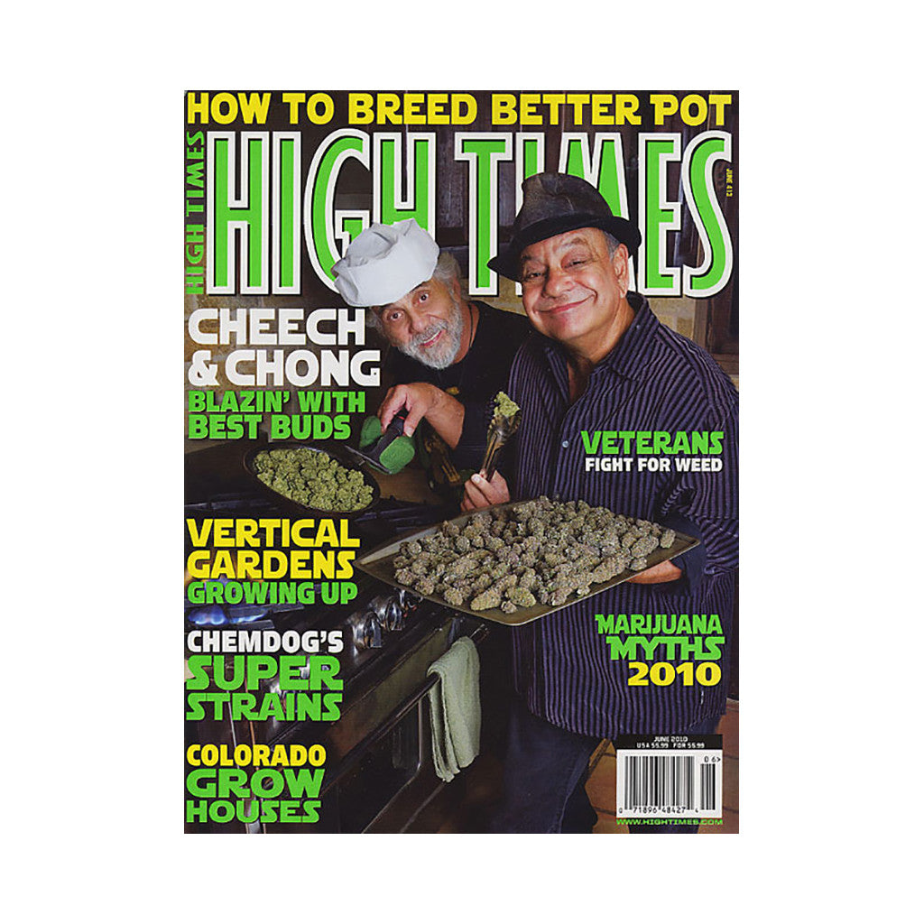 <!--020100420020963-->High Times - 'Issue 413, June 2010' [Magazine]