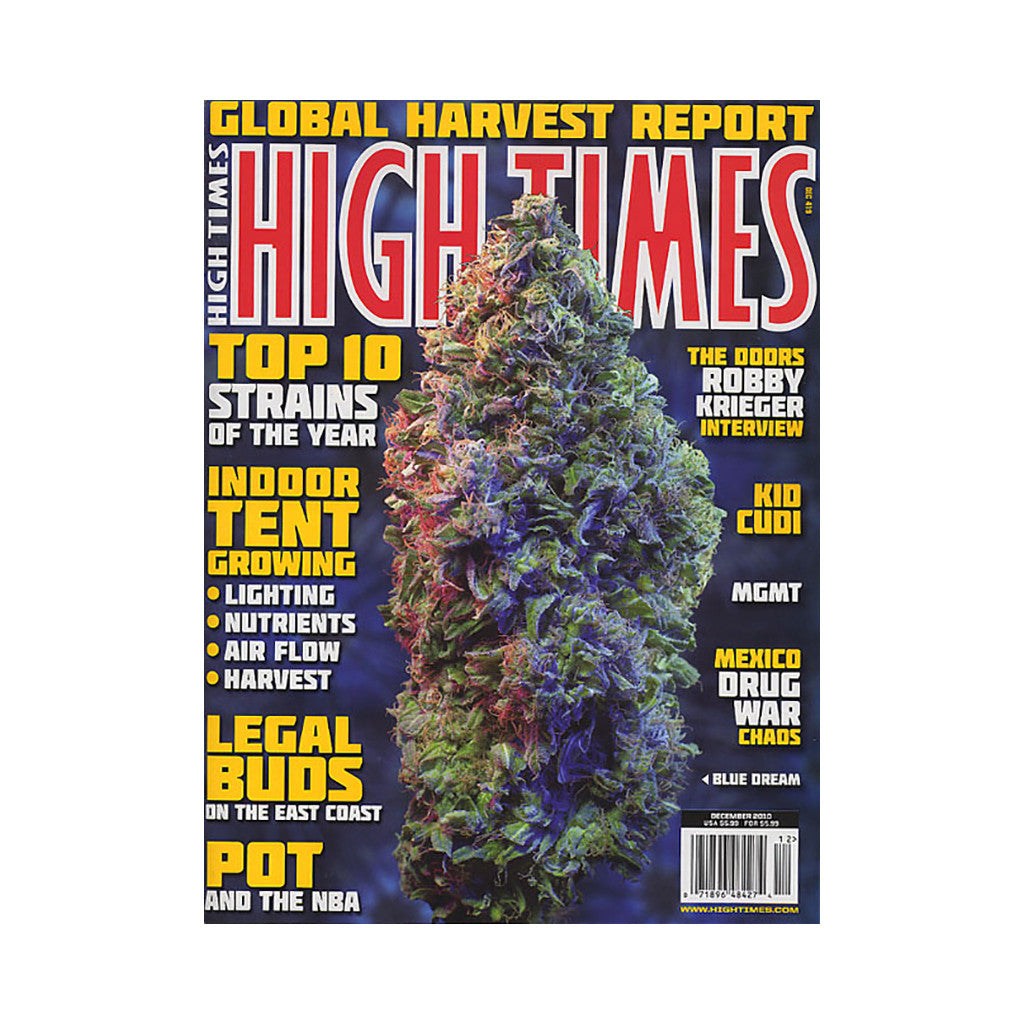 <!--020101019024693-->High Times - 'Issue 419, December 2010' [Magazine]