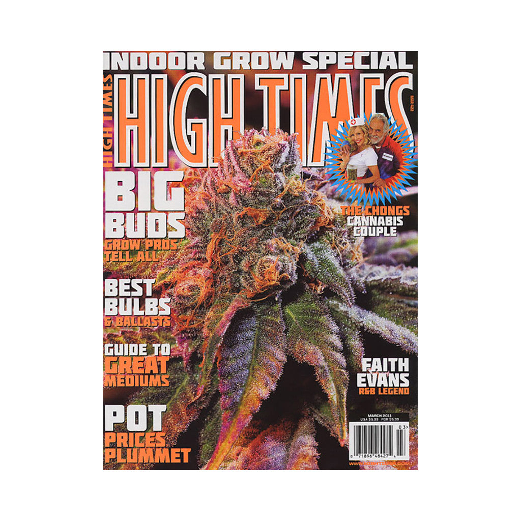 <!--020110125027244-->High Times - 'Issue 422, March 2011' [Magazine]