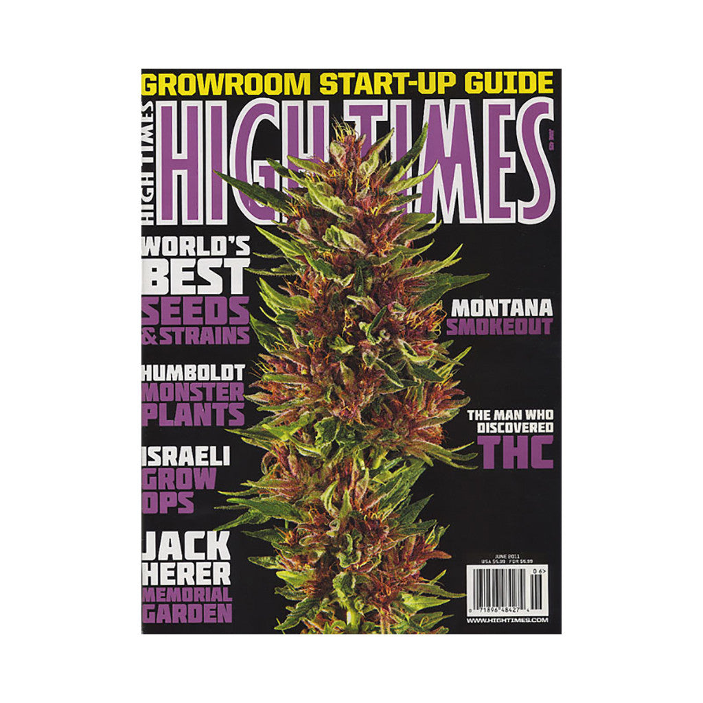 <!--020110503030520-->High Times - 'Issue 425, June 2011' [Magazine]