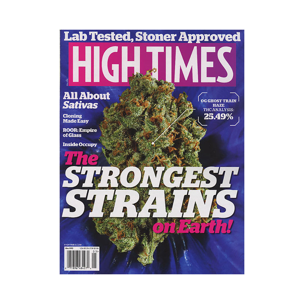 <!--020120320043033-->High Times - 'Issue 436, May 2012' [Magazine]