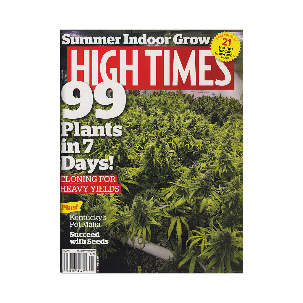 <!--020120515044696-->High Times - 'Issue 438, July 2012' [Magazine]