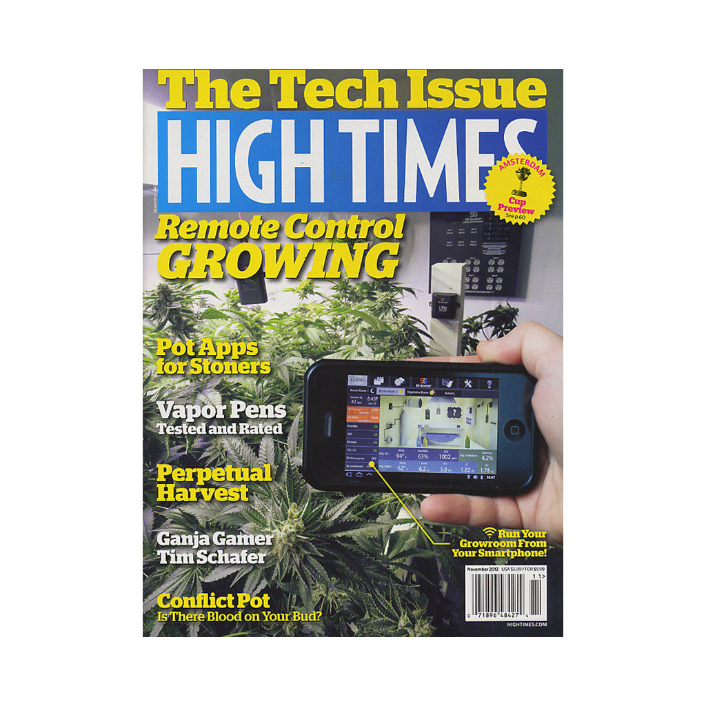 <!--020120918049170-->High Times - 'Issue 442, November 2012' [Magazine]