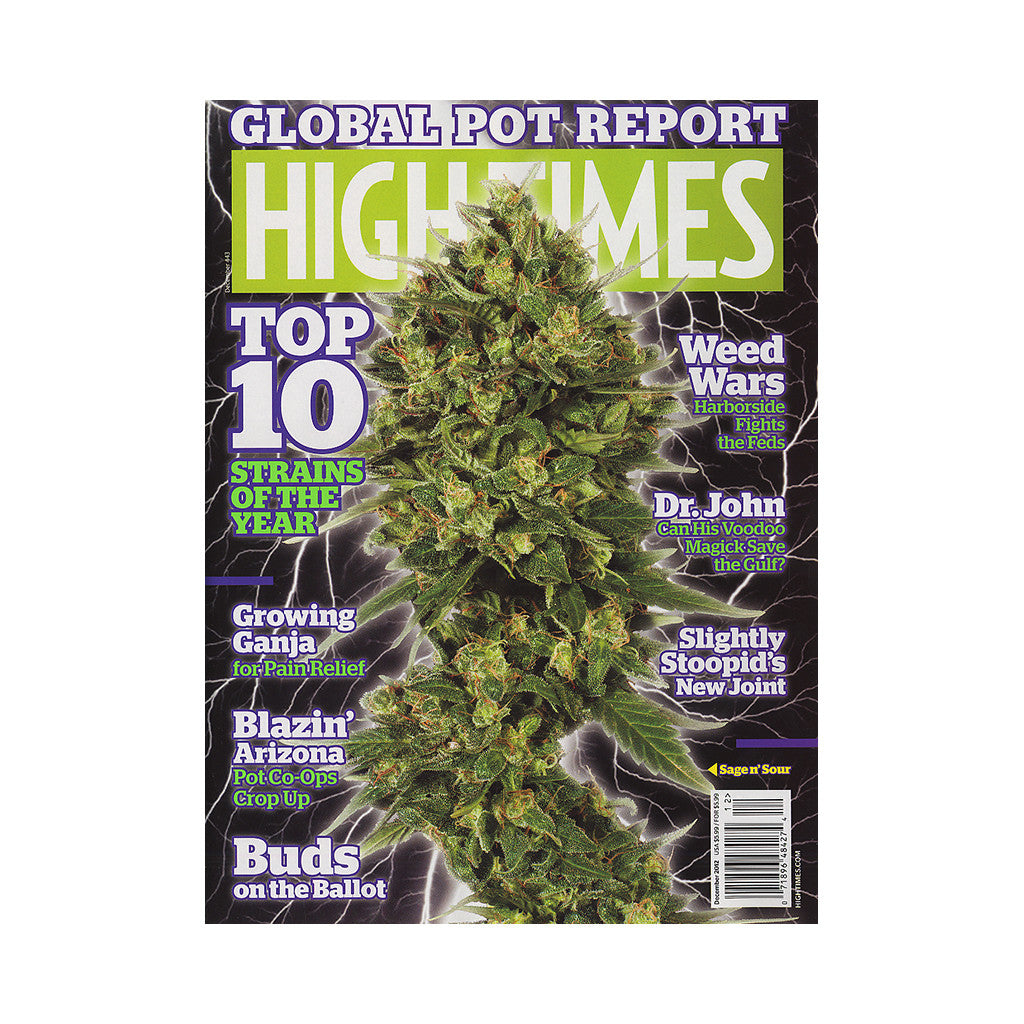 <!--020121016050428-->High Times - 'Issue 443, December 2012' [Magazine]