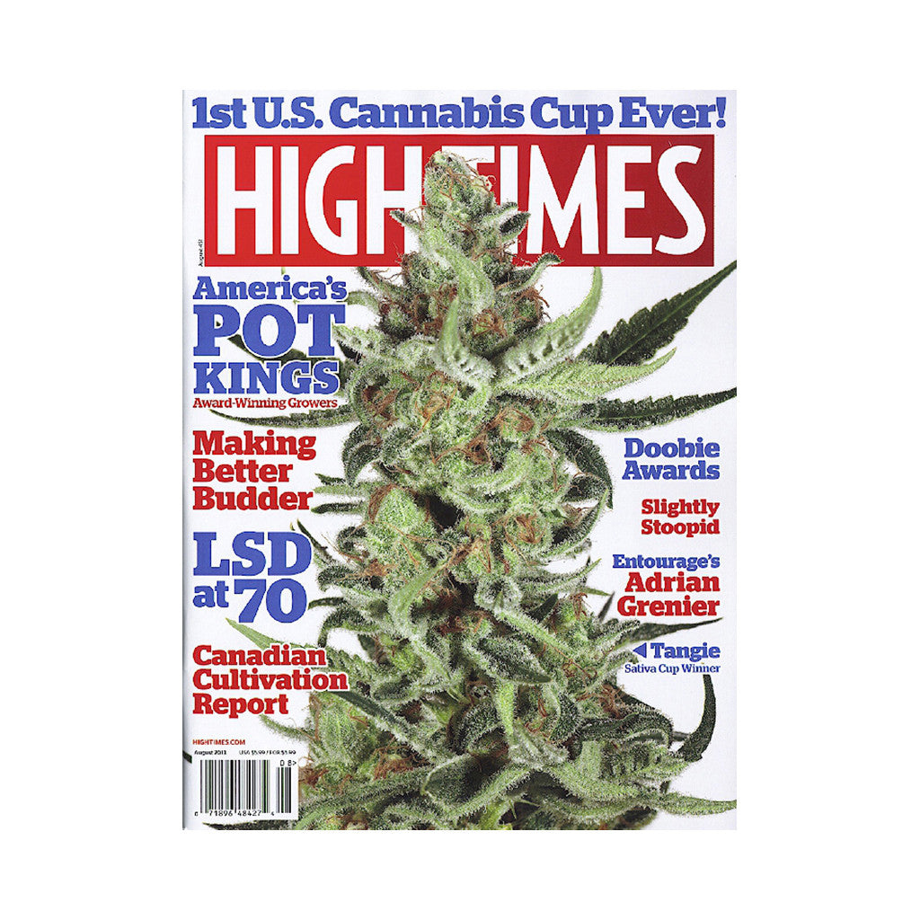 <!--020130611057442-->High Times - 'Issue 451, August 2013' [Magazine]