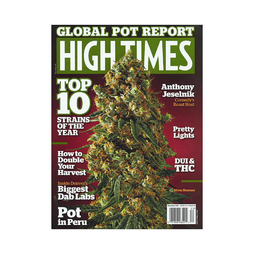 <!--020131022060662-->High Times - 'Issue 455, December 2013' [Magazine]
