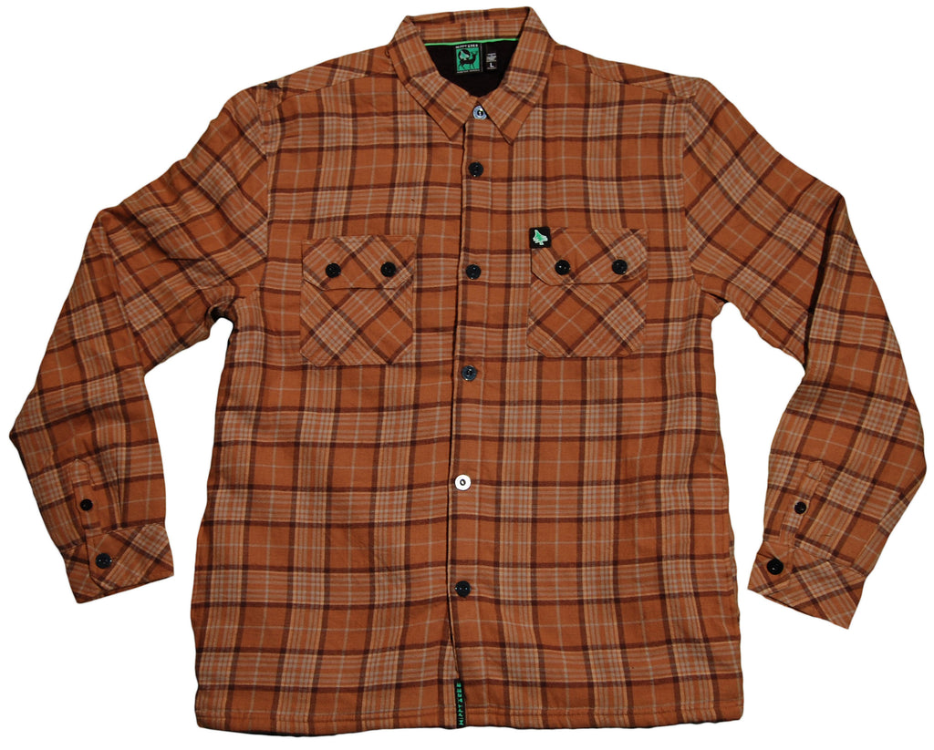 <!--2011101848-->Hippy Tree - 'Harvest Flannel' [(Light Brown) Jacket]