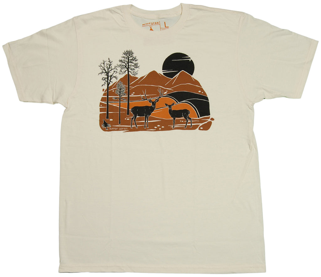 <!--2011101834-->Hippy Tree - 'Buck' [(Natural) T-Shirt]
