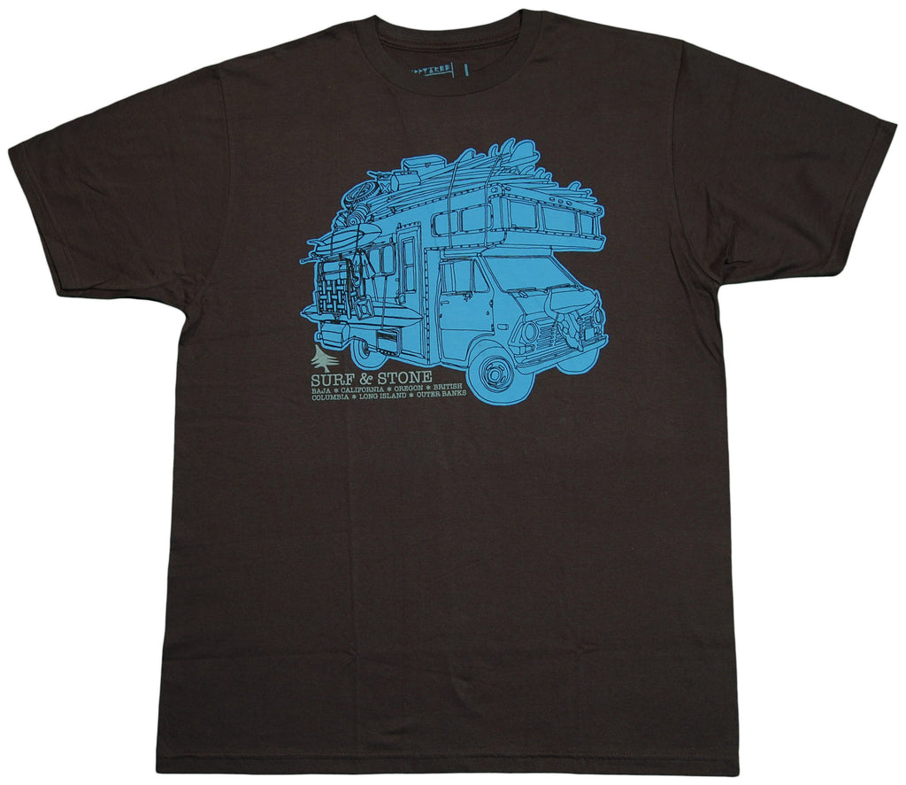 <!--2011101816-->Hippy Tree - 'Winnebago' [(Dark Gray) T-Shirt]