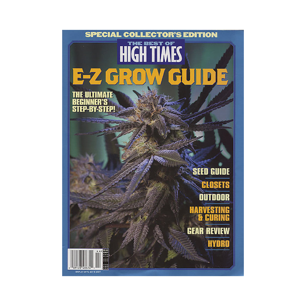 <!--020070116003141-->High Times - 'The Best Of High Times - Issue 44: E-Z Grow Guide' [Magazine]