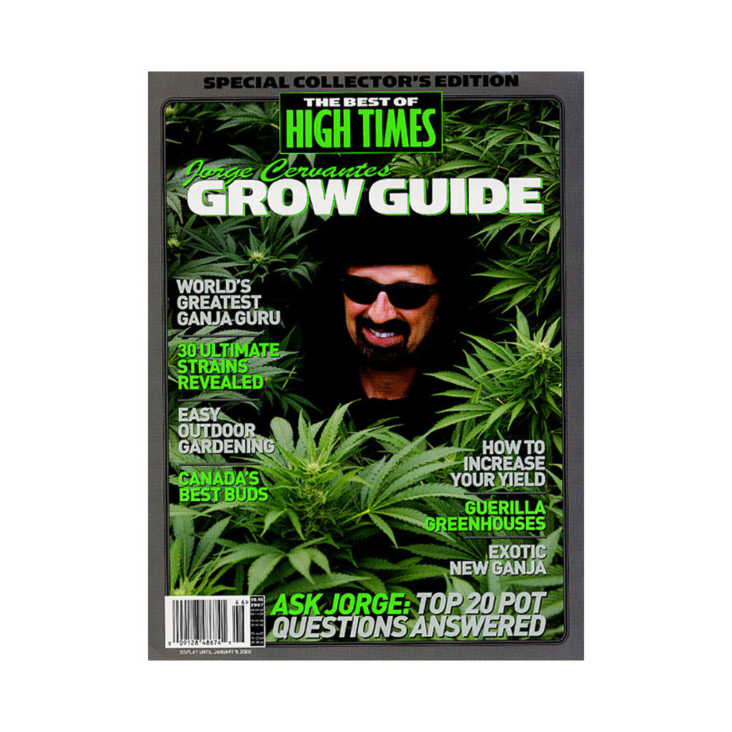 <!--020071002010737-->High Times - 'The Best Of High Times - Issue 46: Jorge Cervante's Grow Guide' [Magazine]