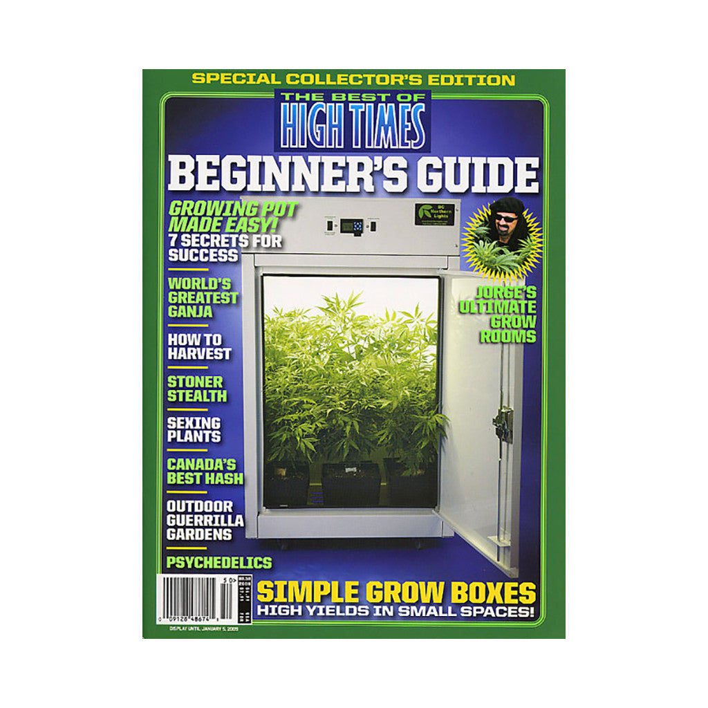 <!--020081014015123-->High Times - 'The Best Of High Times - Issue 50: Beginner's Guide' [Magazine]