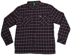 <!--2012111338-->Hippy Tree - 'Ridge Flannel' [(Dark Blue) Button Down Shirt]