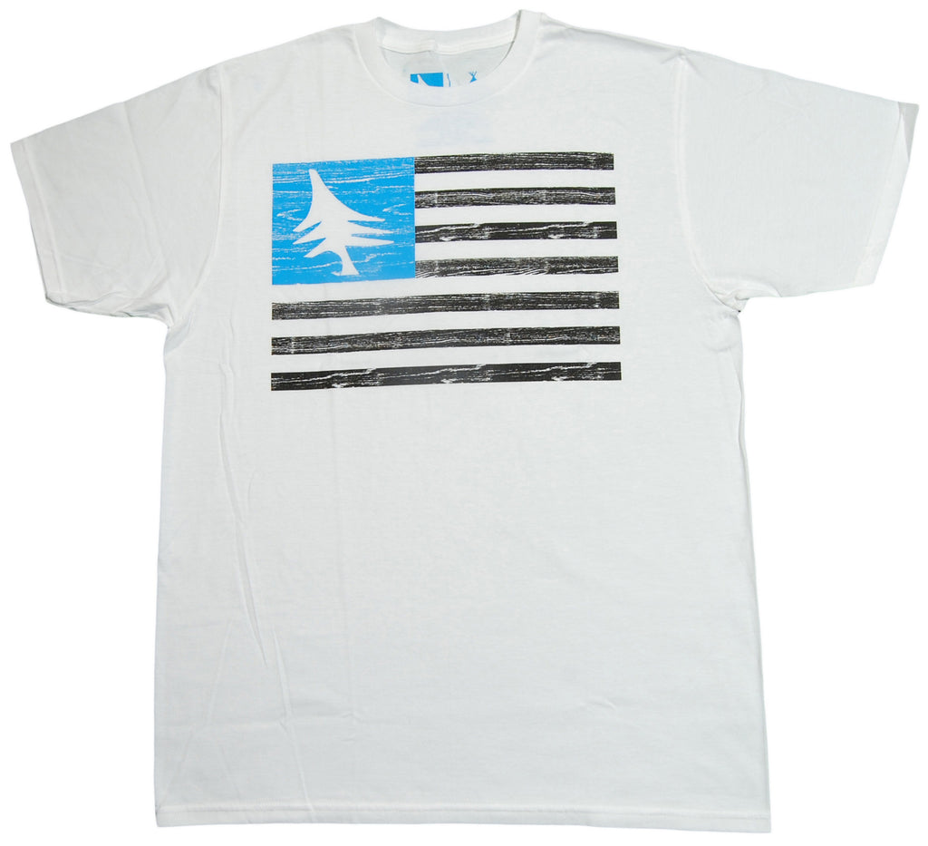 <!--2012111339-->Hippy Tree - 'Brigade' [(White) T-Shirt]