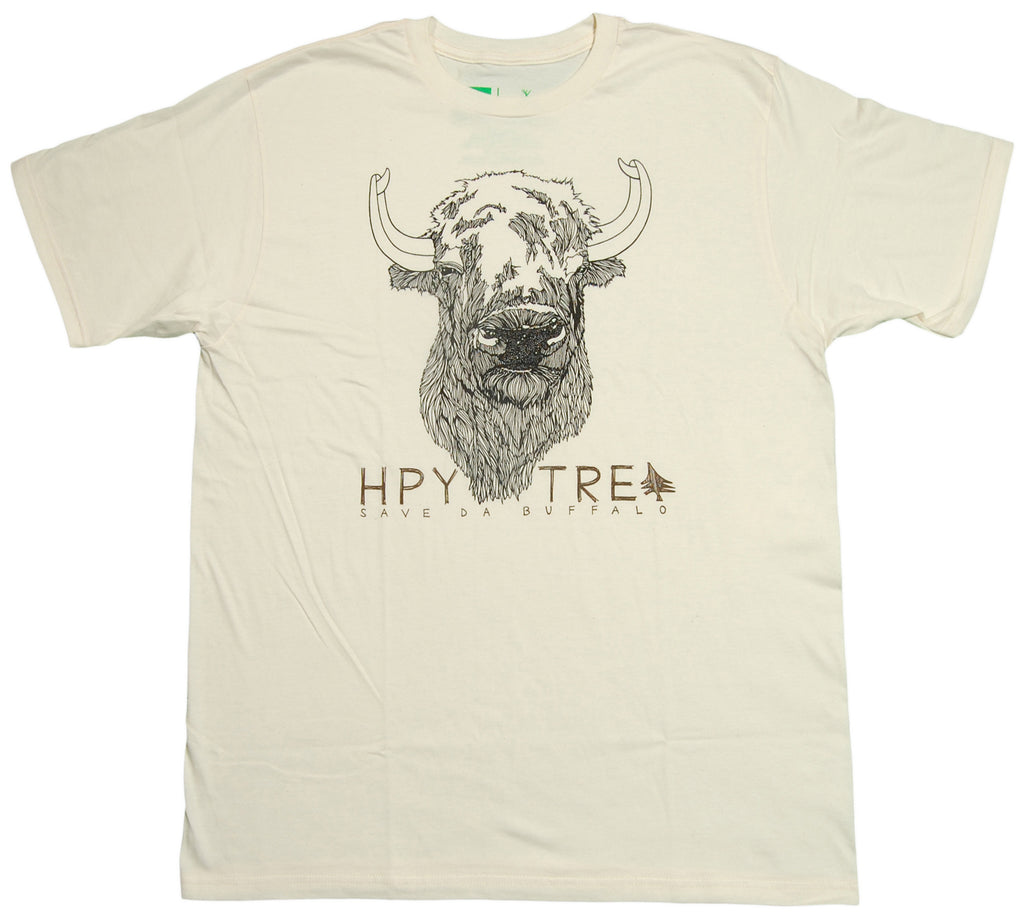 <!--2012111344-->Hippy Tree - 'Bison' [(Natural) T-Shirt]