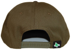 <!--020121113051611-->Hippy Tree - 'Crest' [(Dark Green) Snap Back Hat]