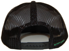 <!--020121113051610-->Hippy Tree - 'Kodiak Mesh' [(Black) Snap Back Hat]