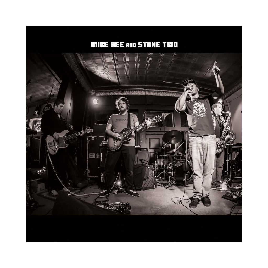 Mike Dee & Stone Trio - 'Mike Dee & Stone Trio' [CD]
