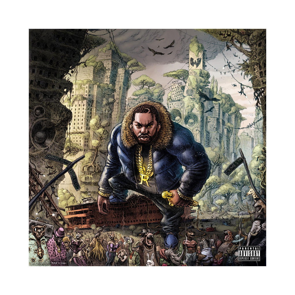 Raekwon - 'The Wild' [(White) Vinyl LP]