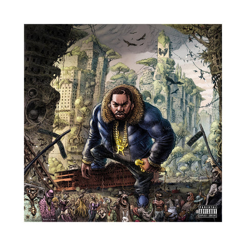 "[""Raekwon - 'The Wild' [(White) Vinyl LP]""]"