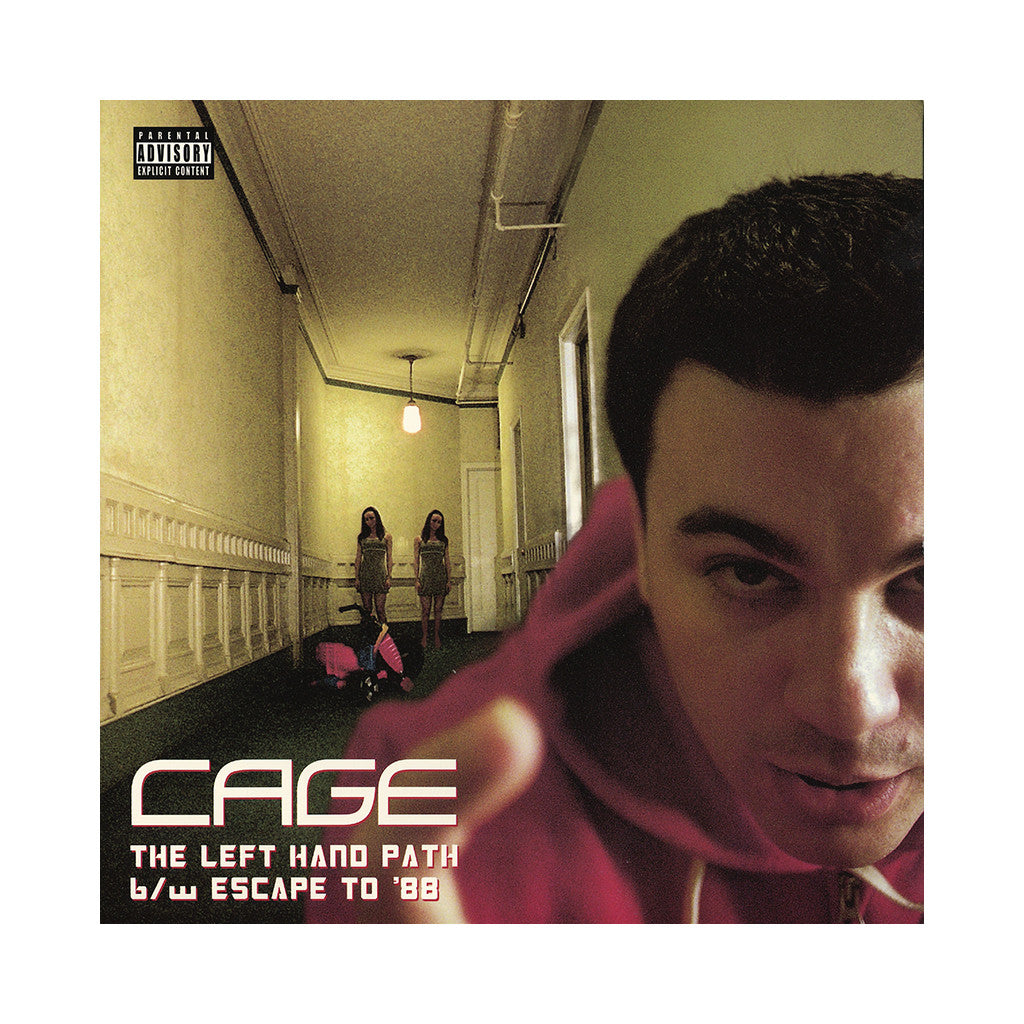 <!--2002080232-->Cage - 'Escape To '88' [Streaming Audio]