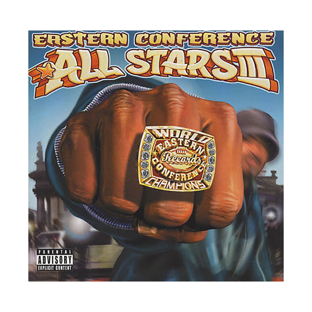 <!--120021203000482-->Various Artists - 'Eastern Conference All-Stars Vol. 3' [CD]