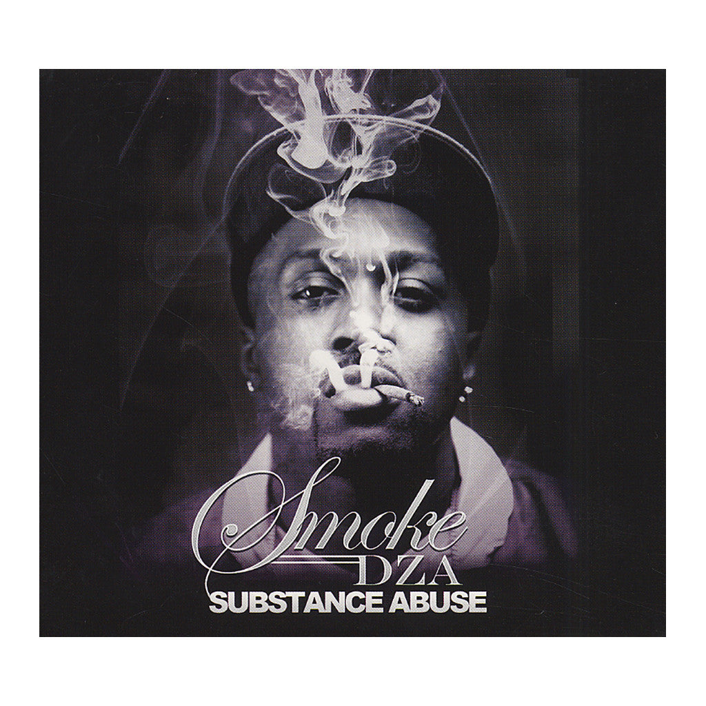 <!--120120703044960-->Smoke DZA - 'Substance Abuse' [CD]