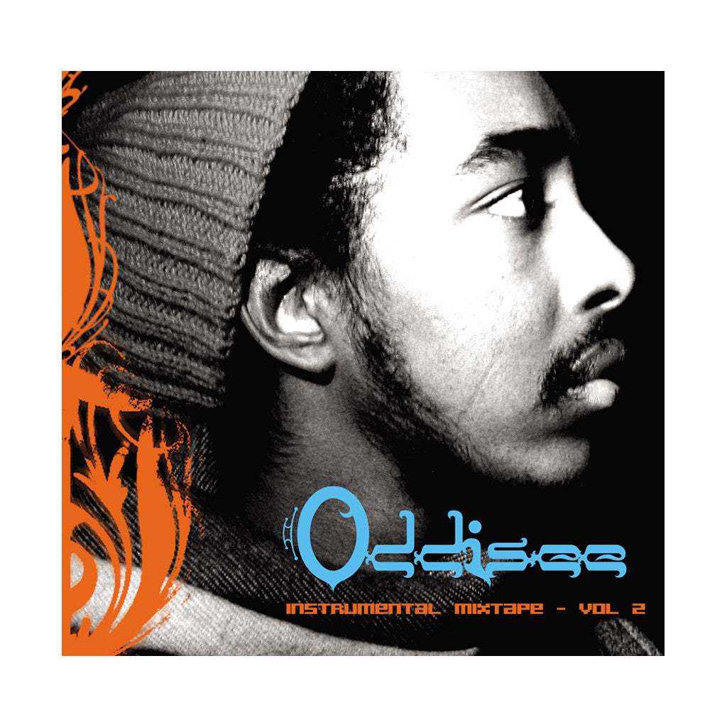 <!--020060725007770-->Oddisee - 'Instrumental Mixtape Vol. 2' [CD]