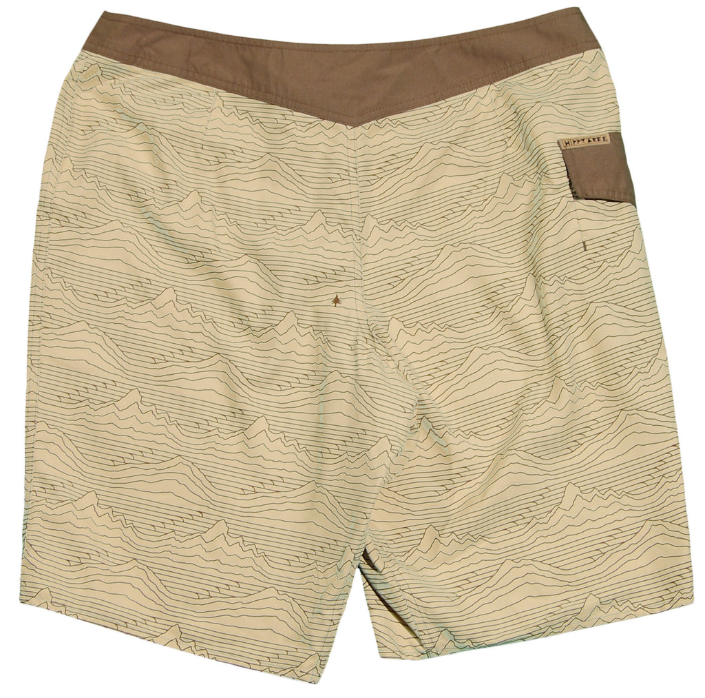 <!--2012030602-->Hippy Tree - 'Tetons' [(Light Brown) Shorts]