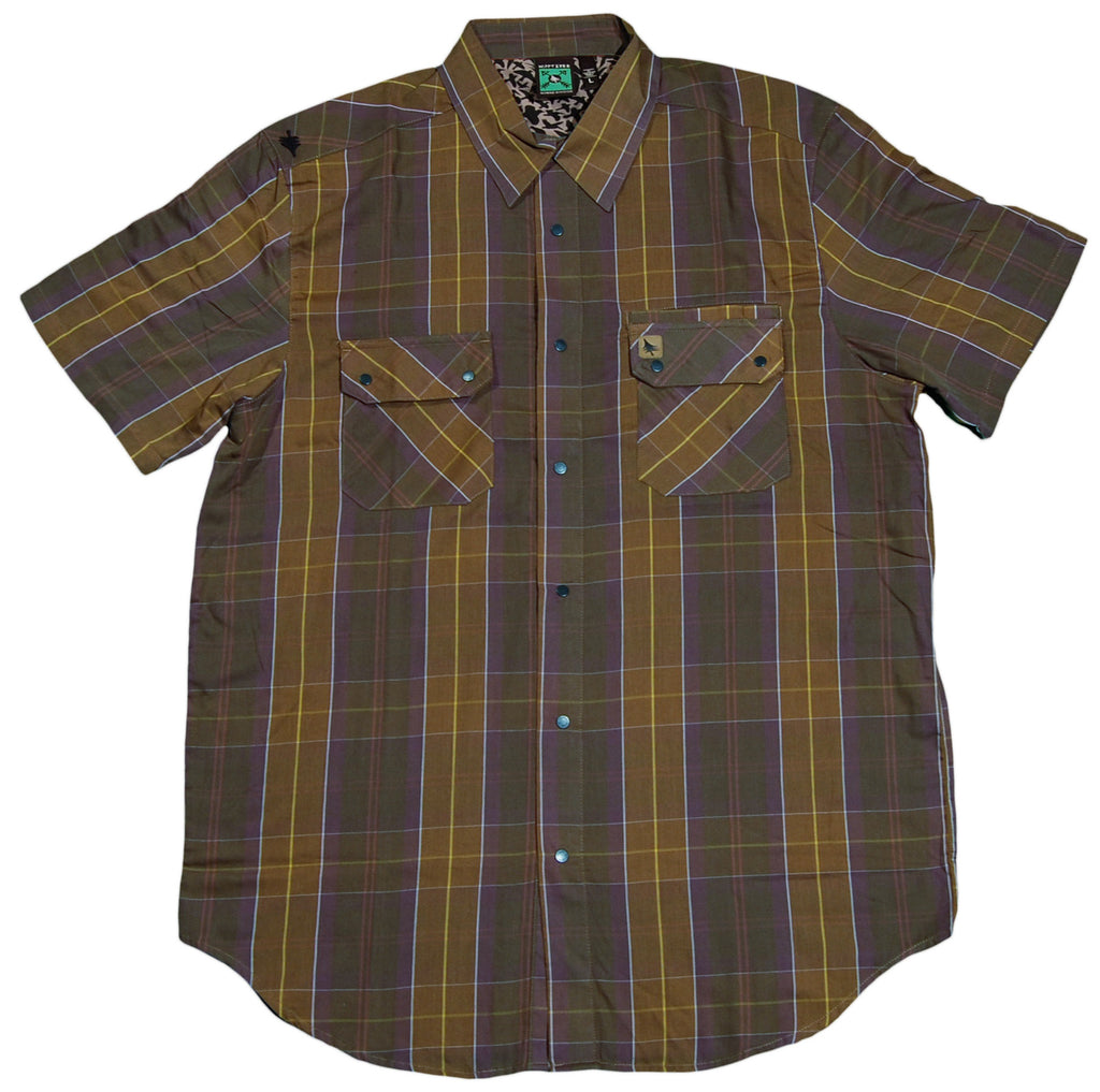 <!--2012030620-->Hippy Tree - 'Maple Woven' [(Brown) Button Down Shirt]