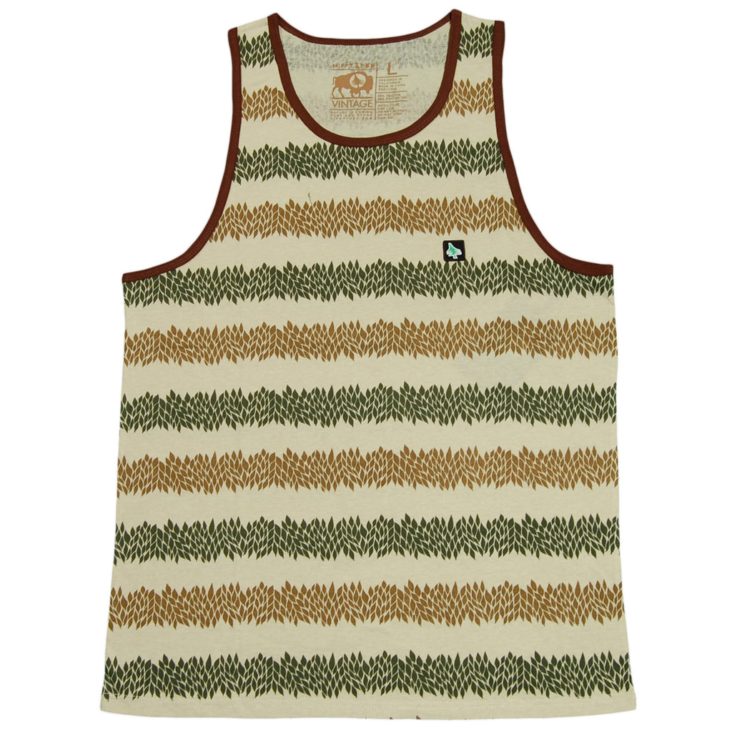 <!--2012030625-->Hippy Tree - 'Leaf' [(Natural) Tank Top]