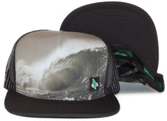 <!--2012030648-->Hippy Tree - 'Big Rock' [(Black) Snap Back Hat]