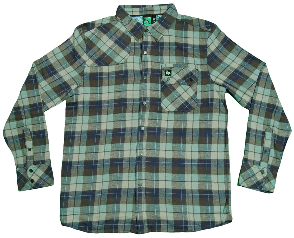 <!--2012080703-->Hippy Tree - 'Apache' [(Light Blue) Button Down Shirt]
