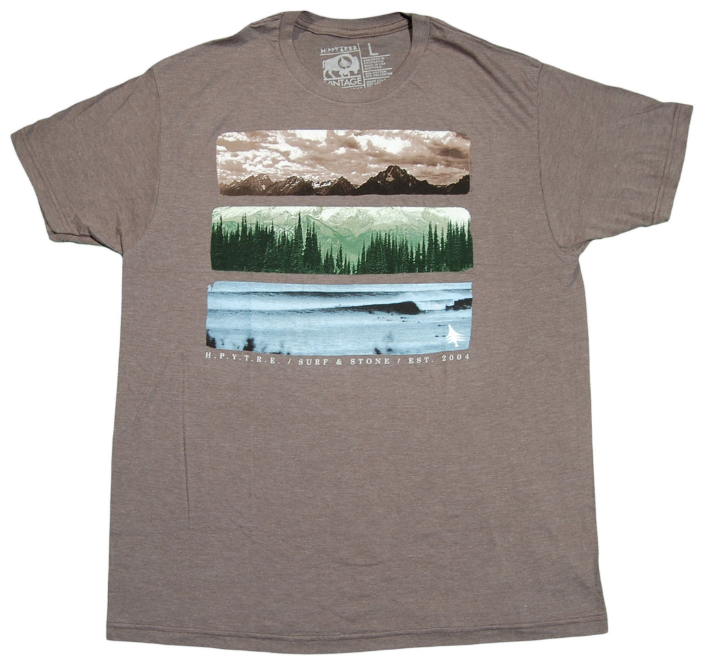 <!--2012080711-->Hippy Tree - 'Panorama' [(Gray) T-Shirt]