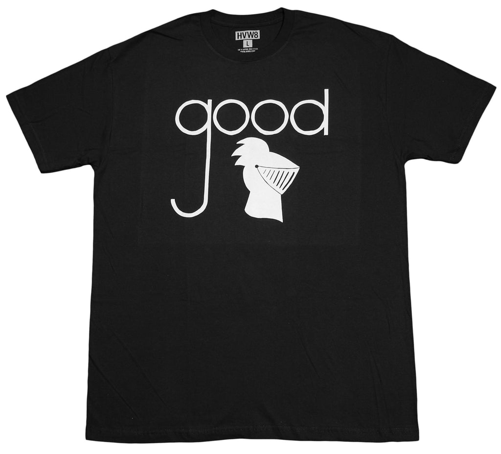 <!--2012091836-->HVW8 - 'Good Knight' [(Black) T-Shirt]