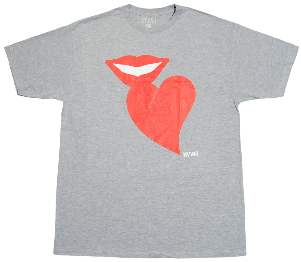 <!--2012091857-->HVW8 - 'Speak Love' [(Gray) T-Shirt]