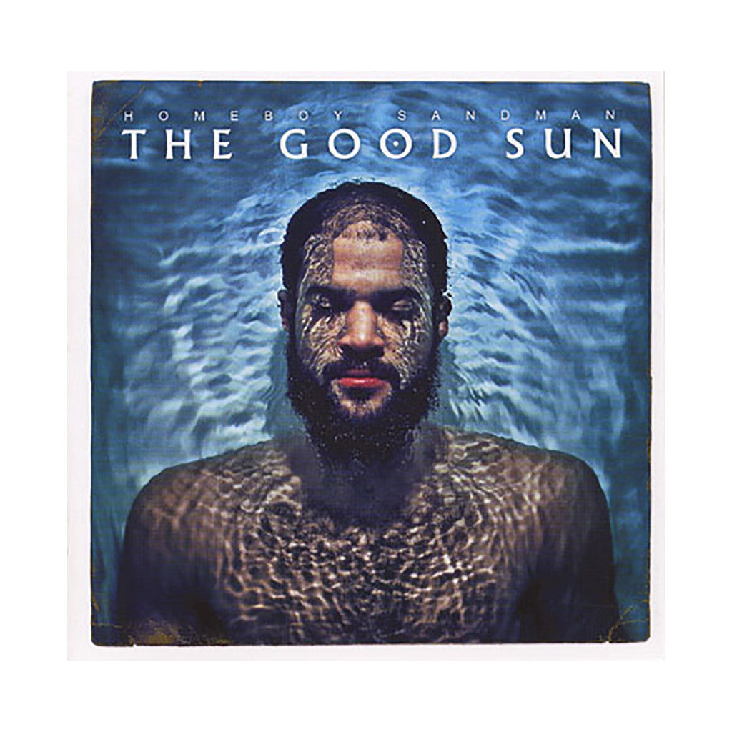 Homeboy Sandman - 'The Good Sun' [CD]